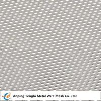 Wholesale Aluminum Perforated Metal Sheet  with Round/Square/Slot Hole Shape from china suppliers