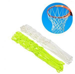 China Portable Basketball Net Luminous Nylon Material Customized Service on sale