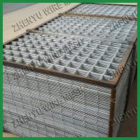 BRC 10x10 6x6 concrete reinforcing welded wire mesh panel for building wall