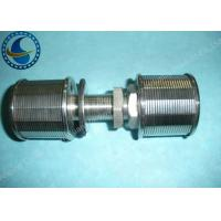 Wholesale Stainless Steel Double Nozzle Screen Filter Filter Nozzle Stainer For Sand Control from china suppliers
