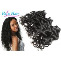 Wholesale Smooth Wet And Wavy Grade 6A Virgin Hair Weft Unprocessed Peruvian Hair Extension from china suppliers