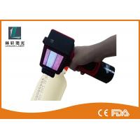 Wholesale High Speed Handheld Inkjet Code Printing Machine for Code Marking on Wood / Metal from china suppliers