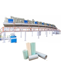 Wholesale Aluminum Foil Self BOPP 1800mm Adhesive Tape Coating Machine from china suppliers