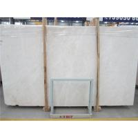 Christmas Beige Marble Stone Slab Tiles Table Tops Counter Polished for sale