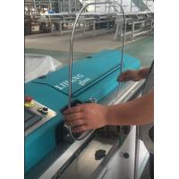 Buy cheap Aluminum Spacer Frame Butyl Extruder Machine Upright Structure Glue Cylinder from wholesalers
