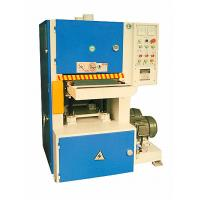 Quality Adjustable Speed Big Belt Sander Machine , Durable Wood Sanding Machines for sale