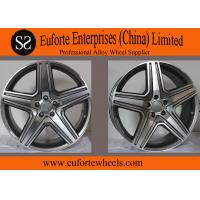 Wholesale Black Car alloy Mercedes Benz Custom Wheels Luxury For E300L from china suppliers