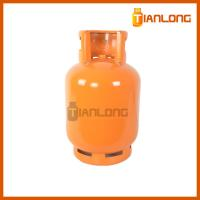 China Household Cooking Glp Lpg Gas Tank , Liquefied Gas Cylinders 26.5L Capacity on sale