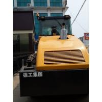 Wholesale XCMG 12 ton vibratory manual road roller XS123 With weichai engine and ZF gearbox from china suppliers