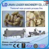 Wholesale Textured  screw extruder tvp tsp soya bean protein food machine from china suppliers