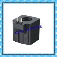 Wholesale Black AC 220V Hydraulic Solenoid Coil / Electromagnetic Coil NIJIA406 from china suppliers