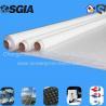 White Plain Weave Screen Print Mesh High Temperature Resistance for sale
