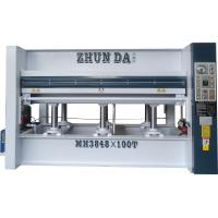 Quality Large Industrial Woodworking Machinery , Hydraulic Hot Press Machine 1 Layers for sale