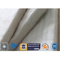 China 20mm 133kg/m3 Fiberglass Needle Mat For Thermal Insulation Jacket Blanket on sale