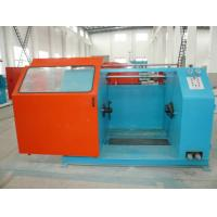 Electric Wire Rewinding Machine , High Efficency Spool Winding Machine For Wire for sale