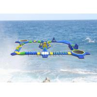 Wholesale Water World Inflatable Water Park 0.9mm PVC Tarpaulin Biggest Waterpark from china suppliers