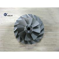 Wholesale HX35 H1C Turbocharger Turbine End Aluminum Wheel 54mmX83mm from china suppliers