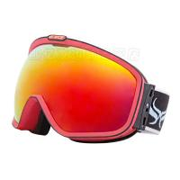 Wholesale Custom Colorful Ladies Anti Fog Snow Goggles With Interchangeable Lenses from china suppliers