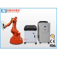 Wholesale 500W Fiber Robotic Laser Welding Machine for Automotive Car Parts from china suppliers