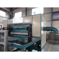 China Durable Rotary Pulp Molding Machine 2000 - 6000pcs/hr For Egg Box on sale