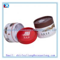 Wholesale Round shape cardboard tea boxes from china suppliers