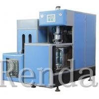 China Customized Semi Automatic Bottle Blowing Machine 220V 380V For PET Plastic Containers for sale
