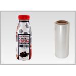 China Soft Clear Biodegradable Shrink Film , PLA Plastic Film Excellent Shrinkage Performance for sale