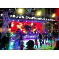 Wholesale Advertisement Indoor LED Video Wall Rental for Stage Performance / Live Events from china suppliers