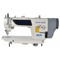 Wholesale LED Lighting DP17 Large Hook Lockstitch Sewing Machine from china suppliers