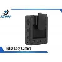 Wholesale 64GB Police Worn Body Cameras For Law Enforcement 94 Mm * 61 Mm * 31 Mm from china suppliers