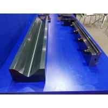Buy cheap Steel Door Bending Tooling 6000mm long Punching Die Heat Treatment 60HRC from wholesalers