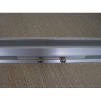 Wholesale Mill Finished Rail Solar Roof Mounting Systems / Aluminum Solar Rail of PV Mounting Bracket from china suppliers