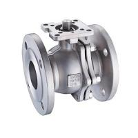 China PPL High Platform Flanged ASME Full Port Ball Valve Class 150lb 1/2 Inch - 8 on sale