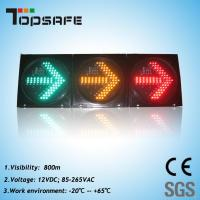 "Wholesale 200mm (8"") Traffic Light with 3 Arrows (TP-FX200-3-203) from china suppliers"