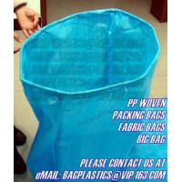 Wholesale EMS woven bags, FIBC bags, big bags, ground cover, tarpaulin, PE tarpaulin, weed mat, Flex from china suppliers