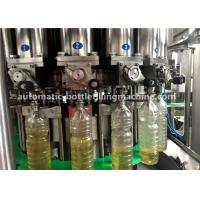 Wholesale 3.5Kw Rotary Sealing Sunflower Auto Oil Filling Machine 5000BPH from china suppliers