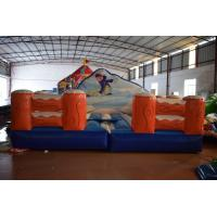 China Exciting Inflatable Sport Games Size 5x5m / Inflatable Skiing Games for sale
