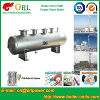 Wholesale Single Drum Type Boiler High Corrosion LPG Steam Boiler Unit , Mud Drum from china suppliers