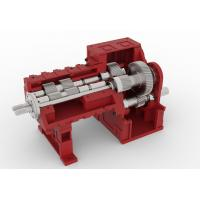 China High Strength Twin Screw Extruder Gearbox With Cast Iron Material on sale