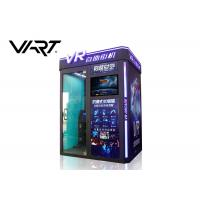 China Automatic Self-service Virtual Reality VR Box Arcade Save Time Easy To Operate on sale