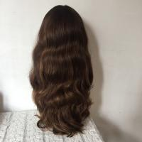 Quality Factory price European human hair wig for white women for sale
