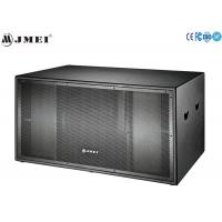 """Wholesale Passive Double 18"""" Dj Subwoofer Speaker Suitable Sound Audio Equipment from china suppliers"""
