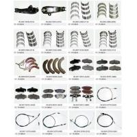 China Suspetion Arm Engine Bearing,Clutch Cable,Brake Pad on sale