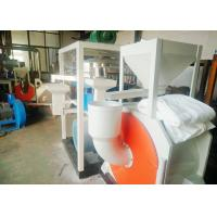 Wholesale Fully Sealed Plastic Grinding Equipment , SKF Shaft Small Plastic Shredder Machine from china suppliers