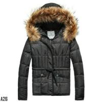 Wholesale 2014 moncler women jacket fur collar down coat winter outerwear from china suppliers