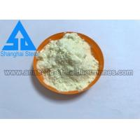 Buy cheap Legal Anabolic Steroids Trenbolone Acetate Light Yellow Powder CAS 10161-34-9 from wholesalers