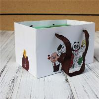 Quality Cute Animal Moon Cake Candy Card Paper Packaging Box From China for sale