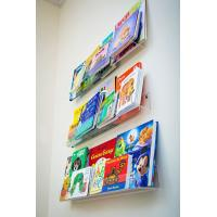 Wholesale China Factory hot design acrylic book display stands / acrylic L shaped stand for Book from china suppliers