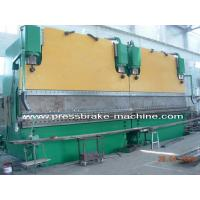 Buy cheap Heavy Duty Cylinder Hydraulic Press Brake Machine For Steel Beam from Wholesalers