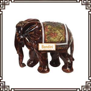China high grade resin elephant statue/elephant stool/elephant home decoration A0455M on sale